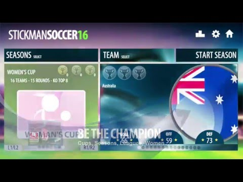 Stickman Soccer 2016 (Official Trailer)