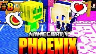 BABY CHAOSFLO trifft BABY RONJA?! - Minecraft Phoenix #008 [Deutsch/HD]