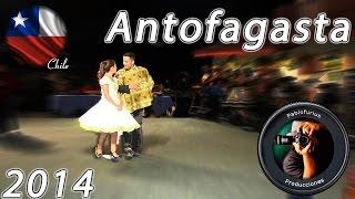 Campeonato Nacional de Cueca 2014 II Region Antofagasta