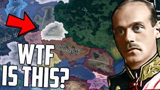 What If Russia Was An ABSOLUTE MESS?! HOI4 La Resistance