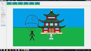 Как сделать мультик в программе Pivot Animator урок 3