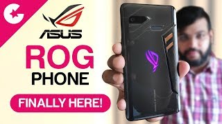 The Gaming Beast 🔥is Here - Asus ROG Phone (First Impression)