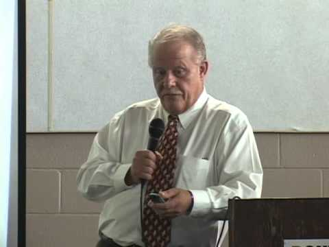Energy, Oil and Gas by John Estabrooks at Operation Paul Revere Conference