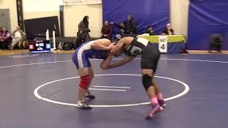 2017 SFU International 74 kg De'Andre Williams vs Shawn Daye Finley