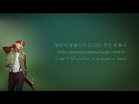 BTS - RUN {Color coded lyrics Han|Rom|Eng}