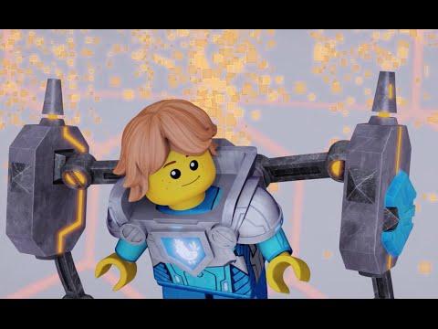 Big Ideas from a Little Robin - LEGO NEXO KNIGHTS - Webisode 8