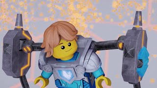 Big Ideas from a Little Robin - LEGO NEXO KNIGHTS - Webisode 8