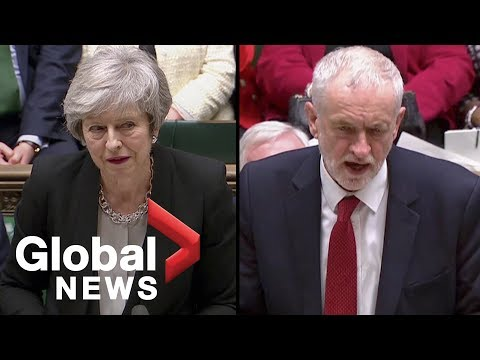 HIGHLIGHTS: British MPs pass amendment to replace Brexit 'backstop'