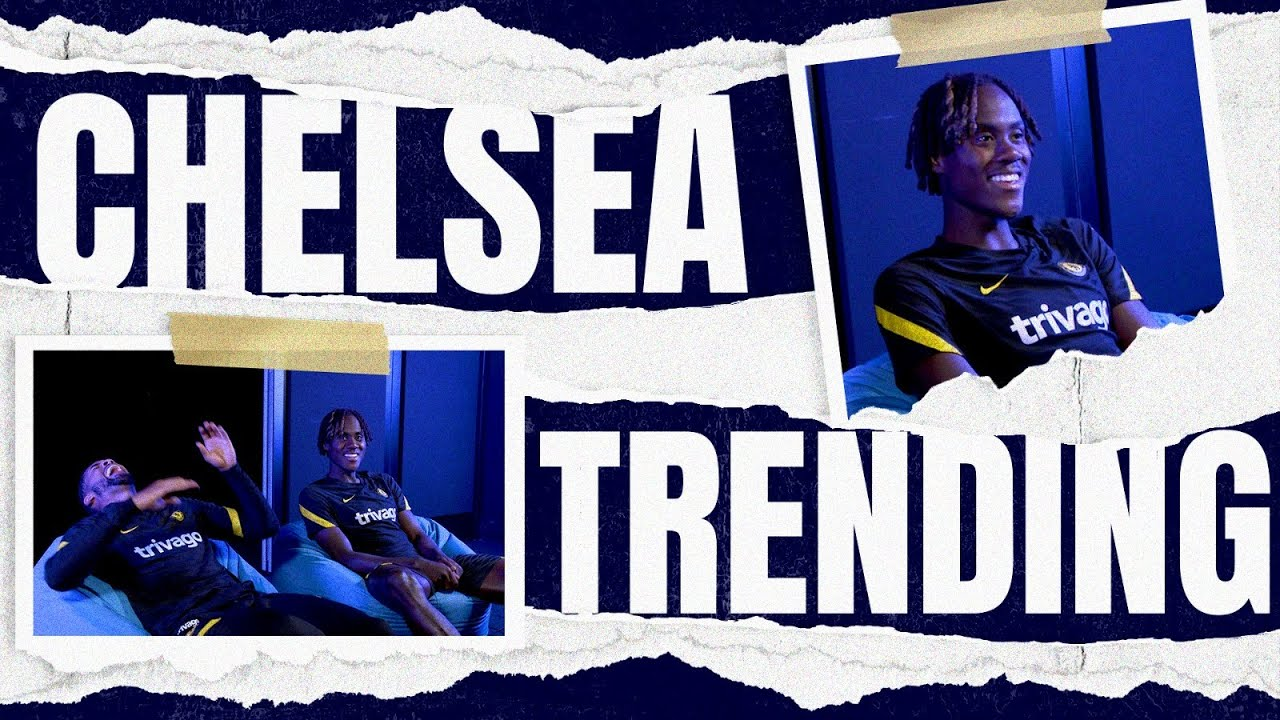 Chalobah & Loftus-Cheek Rate Football Fashion Sense & Look Back On Debut Goals! | Chelsea Trending