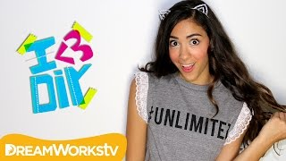 #Unlimited T-Shirt Upgrade with claycupcakes4 | I ♥ DIY