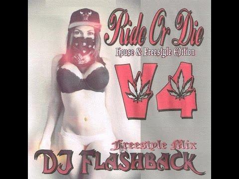 Dj Flashback Chicago, Ride or Die V4 (House & Freestyle)