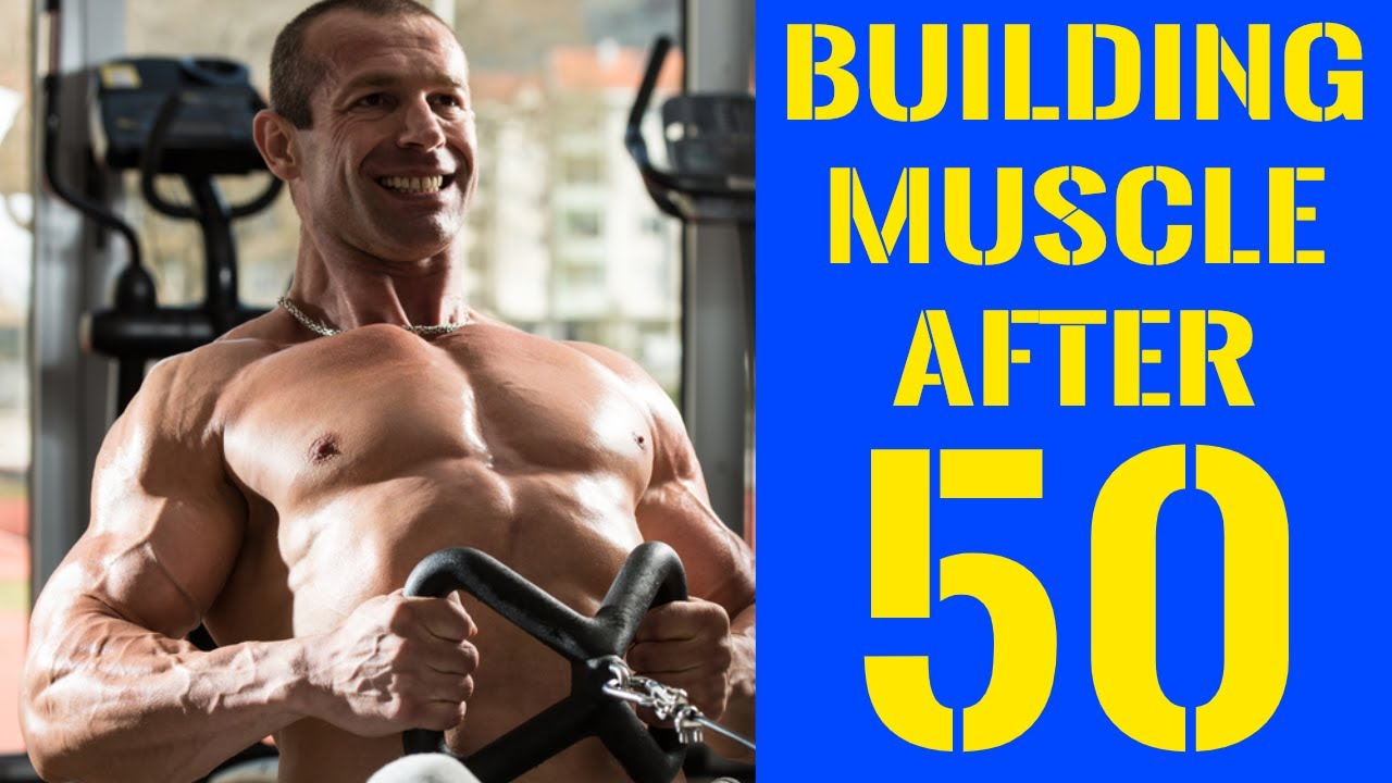 3193c4541361 Building Muscle After 40 - The Step-By-Step Guide For Fathers