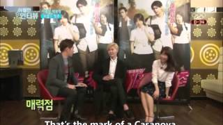 Video [ENG] Park Bo Young 박보영 and Lee Jong Suk - Interview for 'Hot Young Bloods 피끓는 청춘' download MP3, 3GP, MP4, WEBM, AVI, FLV Maret 2018