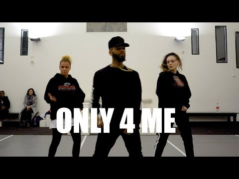 CHRIS BROWN | ONLY 4 ME | CHOREOGRAPHY BY TAIWAN WILLIAMS | INTERMEDIATE LEVEL