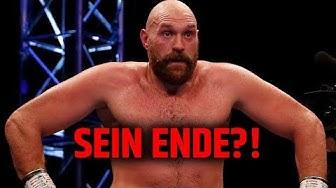 Das ENDE von Tyson Fury?!