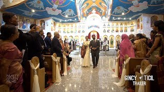 Nativity of the Virgin Mary Macedonian Orthodox Cathedral & Royalty House | Gincy + Ticil Trailer