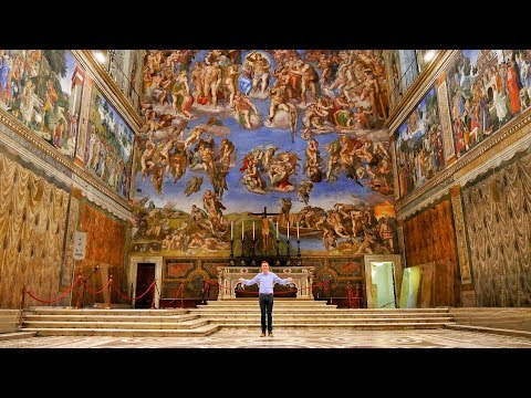 VIP Small-Group Vatican Tour Before Museums Open