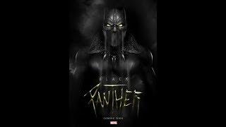 Черная Пантера/ Black Panther 2018(фильм,трейлер)