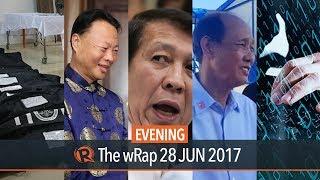Marawi clash, Huang, Farinas | Evening wRap