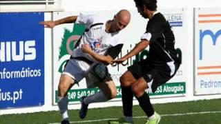2009 - Futebol - U. Serra x Ac. Viseu (4-1)