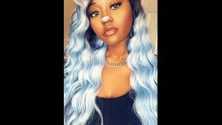 Hmmm.... Zury Sis Pre Tweezed Glam Wig