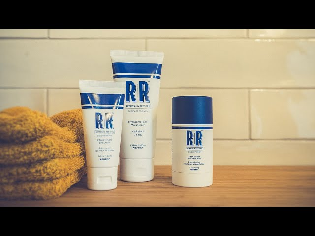 Scumbag SKINCARE? NEW: Refresh & Restore that handsome face!
