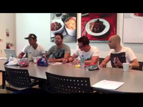 Five - WTLGO [Acapella Butlins Big Weekends] (18th July 2013)