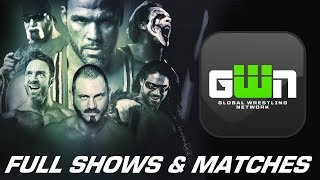 Watch Global Wrestling Network on More Platforms Than Ever Before! Try It Free for 30 Days thumbnail
