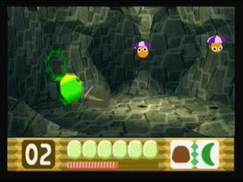 kirby 64 aqua star world 3 stage 3 4