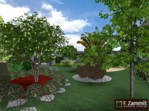 F. Zammit Garden Centre Chinese Clinic Landscaping Designs