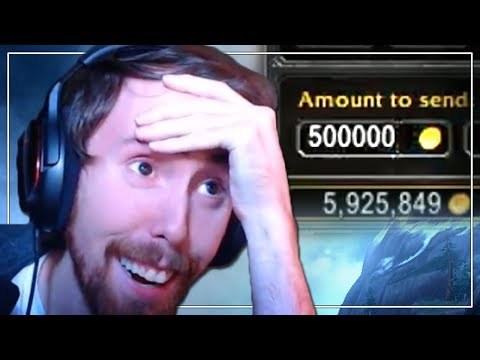 Asmongold: How NOT to Mail 500,000 Gold (Best of Asmongold Ep. 95)