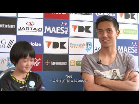 Buffalo Kids Reporter Louis-Daichi interviews Yuya Kubo