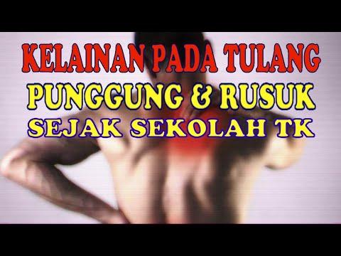 Sakit tulang belakang - Terapi kang abay.