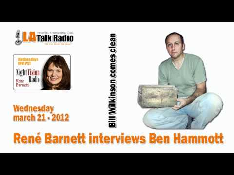 René Barnett interviews Ben Hammott - LA Talk Radio, march 21st 2012
