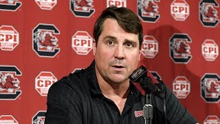 Will Muschamp Weekly News Conference — 11/21/17 thumbnail
