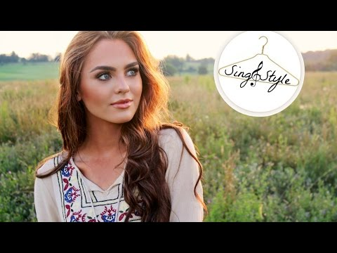 You Sound Good To Me Cover / Lucy Hale #Sing&Style | Jackie Wyers