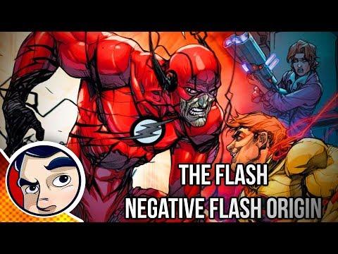 "Flash ""Reverse Flash VS Negative Flash"" - Rebirth Complete Story"