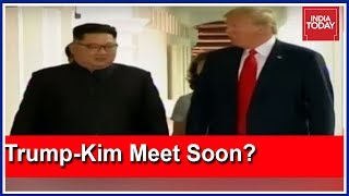 Donald Trump To Hold Second Summit With Kim Jong-Un Next Month