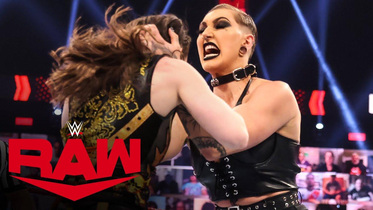 Download Nikki Cross vs. Rhea Ripley – Beat the Clock Challenge Match: Raw, May 24, 2021