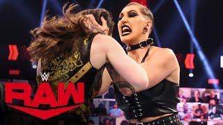 Nikki Cross vs. Rhea Ripley – Beat the Clock Challenge Match: Raw, May 24, 2021