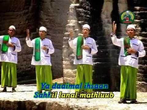 Sholawat Al Muqtashidah  - Ya Robbana Ya Rohman | voc Ridlwan Asyfi