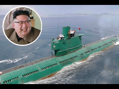 Satellite images show North Korea Prepping submarine missiles capable of hitting US