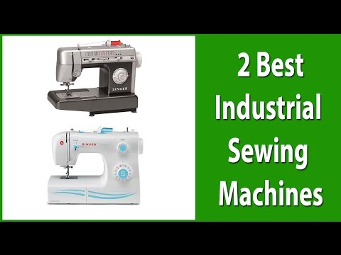 40 Used Industrial Sewing Machines Reviews 40017 Commercial Grade Fascinating Best Commercial Sewing Machine