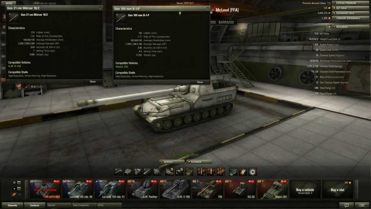 from Allen world of tanks tier 1 matchmaking