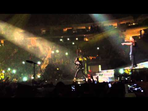Black And Yellow - Drake And Wiz Khalifa [Would You Like A Tour? Pittsburgh]
