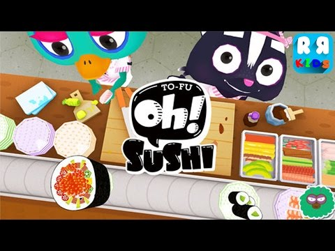 TO-FU Oh!SUSHI - Kids Play And Learn Cooking