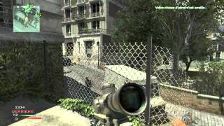 hightshuffle mw3 game clip