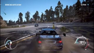 Need for Speed Payback - Fundort Stillgelegtes Auto Most Wanted BMW M3