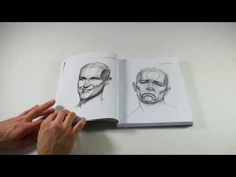 Look inside! The Artist's Guide to the Anatomy of the Human Head