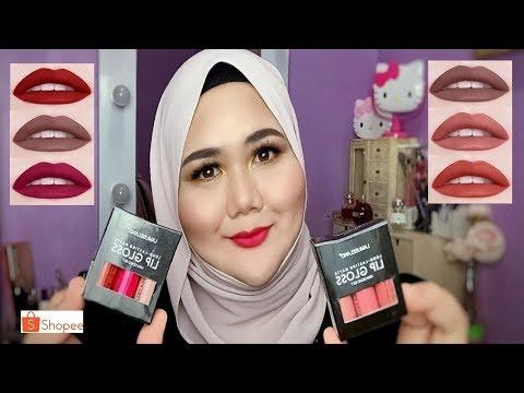 lamuseland...the-best-matte-lipsticks-from-shopee??- -masilla-isa